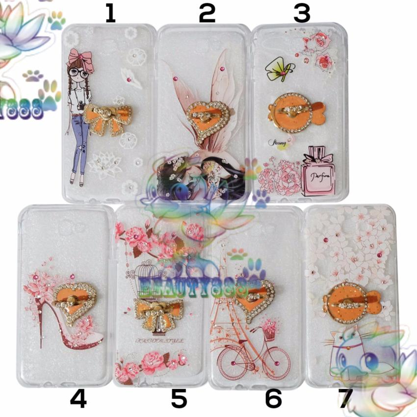 Beauty Case For Samsung Galaxy J5 Prime Softshell Animasi Fish In The Sea .