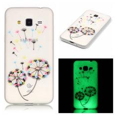 Bercahaya neon Glow Ultra tipis lembut TPU Gel Case belakang silikon penutup untuk