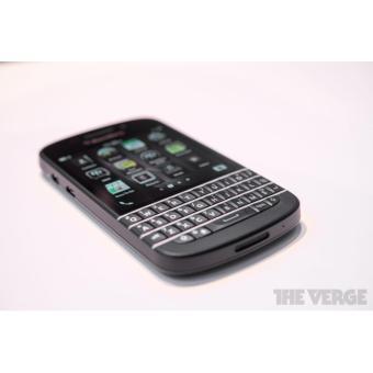 harga Blackberry Q10 ~ OS 10 RAM 2gb/16gb Dual-core 1.5 GHz - CAM 8MP Lazada.co.id