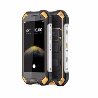 Blackview BV 6000 - Waterproof Shockproof - 32 GB - Yellow