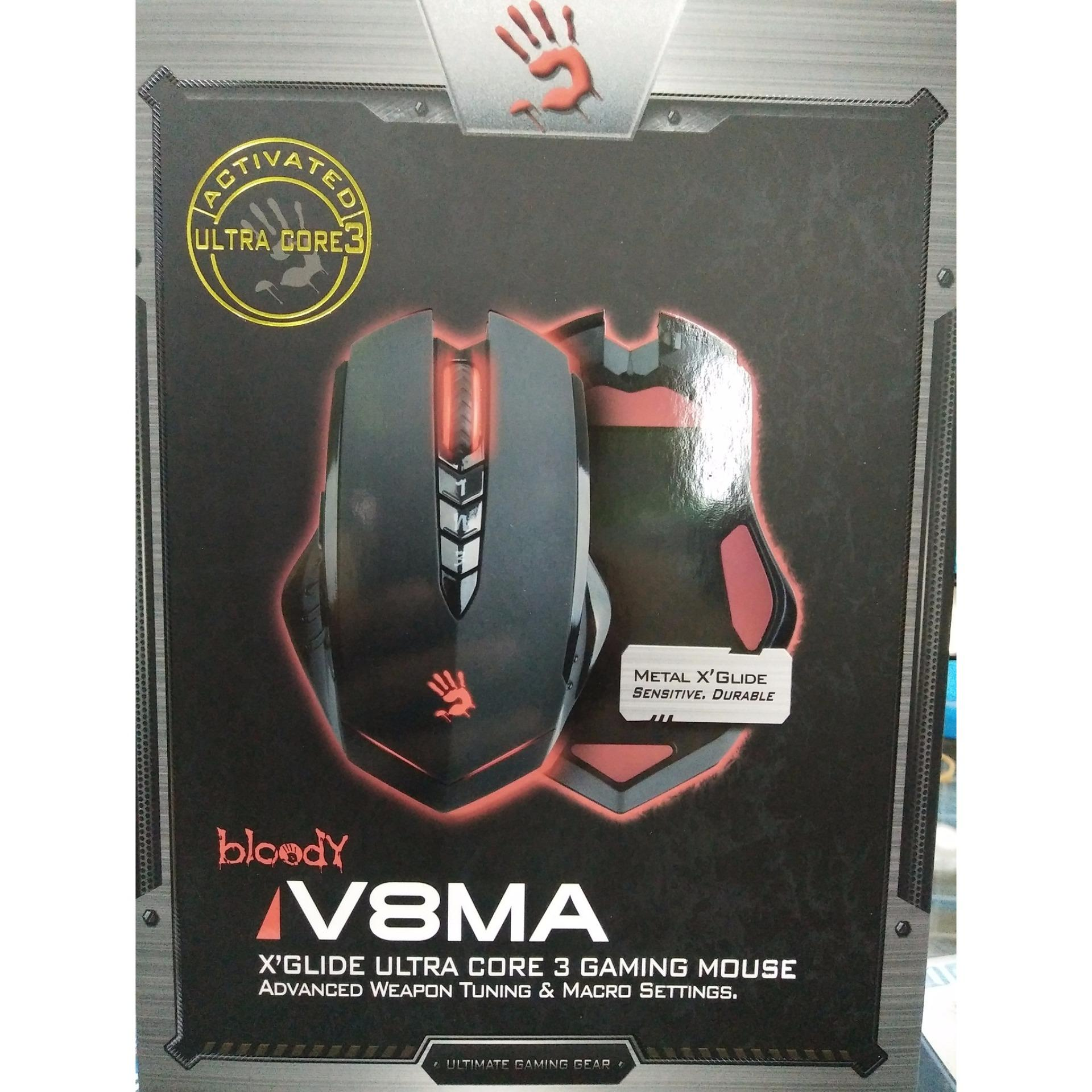 Bloody V8ma X Glide Ultra Core 3 Gaming Mouse - Page 2 - Daftar