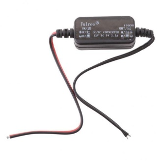 BolehDeals DC-DC Step-down Power Module 12V (11-16V) to 9V 2.5A CarPower Adapter - intl