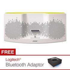 Bose SoundDock XT Speaker - White Yellow