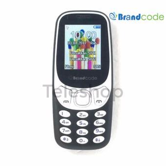 Brandcode B3310 - Dual Sim GSM