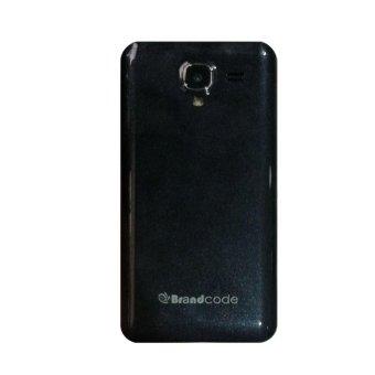 Brandcode B77 Mate7 - 4GB - Hitam + Gratis Silicon Case - 3