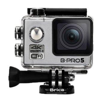 Brica Action Camera B-Pro 5 Alpha Edition Mark II - Silver