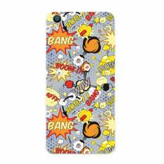 Buildphone Plastik Hard Back Casing Ponsel untuk LG AKA (multicolor)-Intl