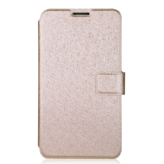 BUILDPHONE PU Leather Phone Plain Color Cover Case for Xiaomi Mi 2/2s (White) - intl