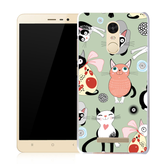 BUILDPHONE TPU Sof Phone Case for LG G3 Stylus/D690 (Multicolor) - intl