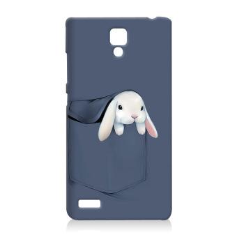 BUILDPHONE TPU Soft Case for Xiaomi Redmi Note 1 (Multicolor) -intl