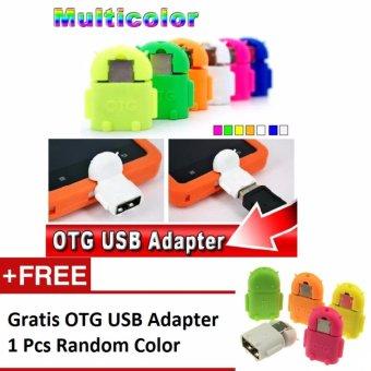 harga Buy 1 Get 1 Prime Mini OTG USB Converter Adapter Android Lazada.co.id