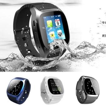 BUYINCOINS M26 Smartwatches Sinkronisasi Bluetooth Ponsel JamTangan Pasangan Cerdas Untuk IOS Android Smartphone - 5