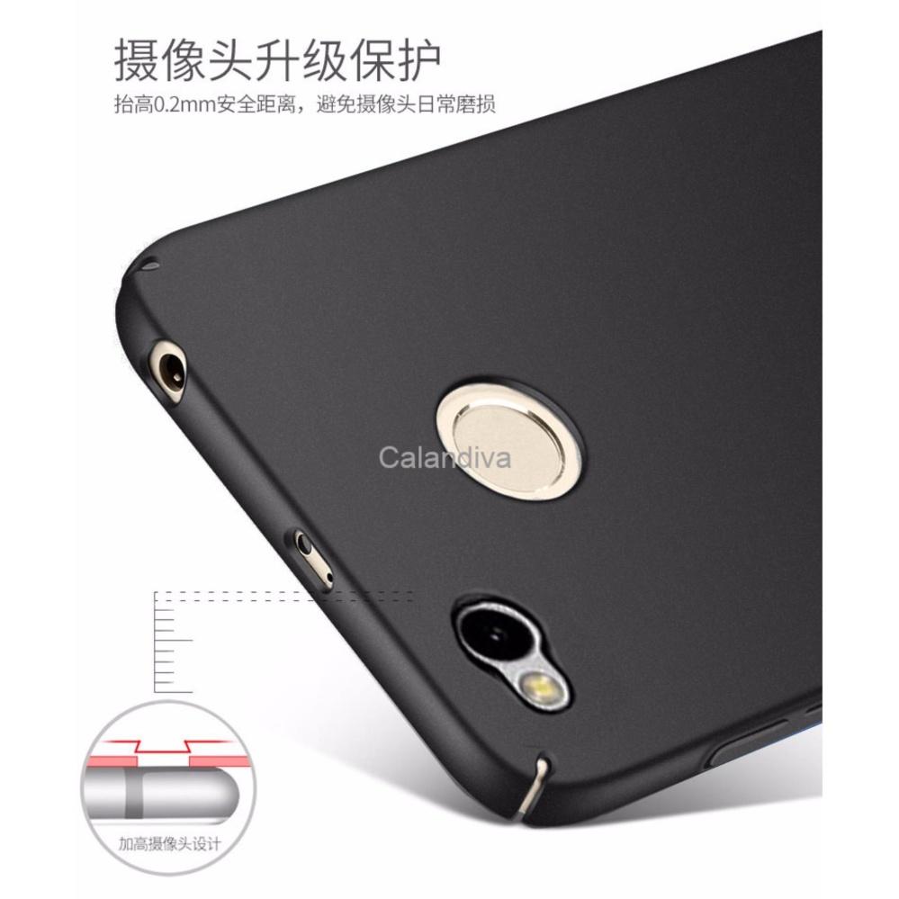 Calandiva 360 Degree Protection Slim HardCase for Xiaomi Redmi 4X / Redmi 4X .