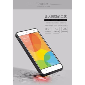 Calandiva Dragon Shockproof Hybrid Case for Xiaomi Mi 4 / Mi 4w 5.0 .