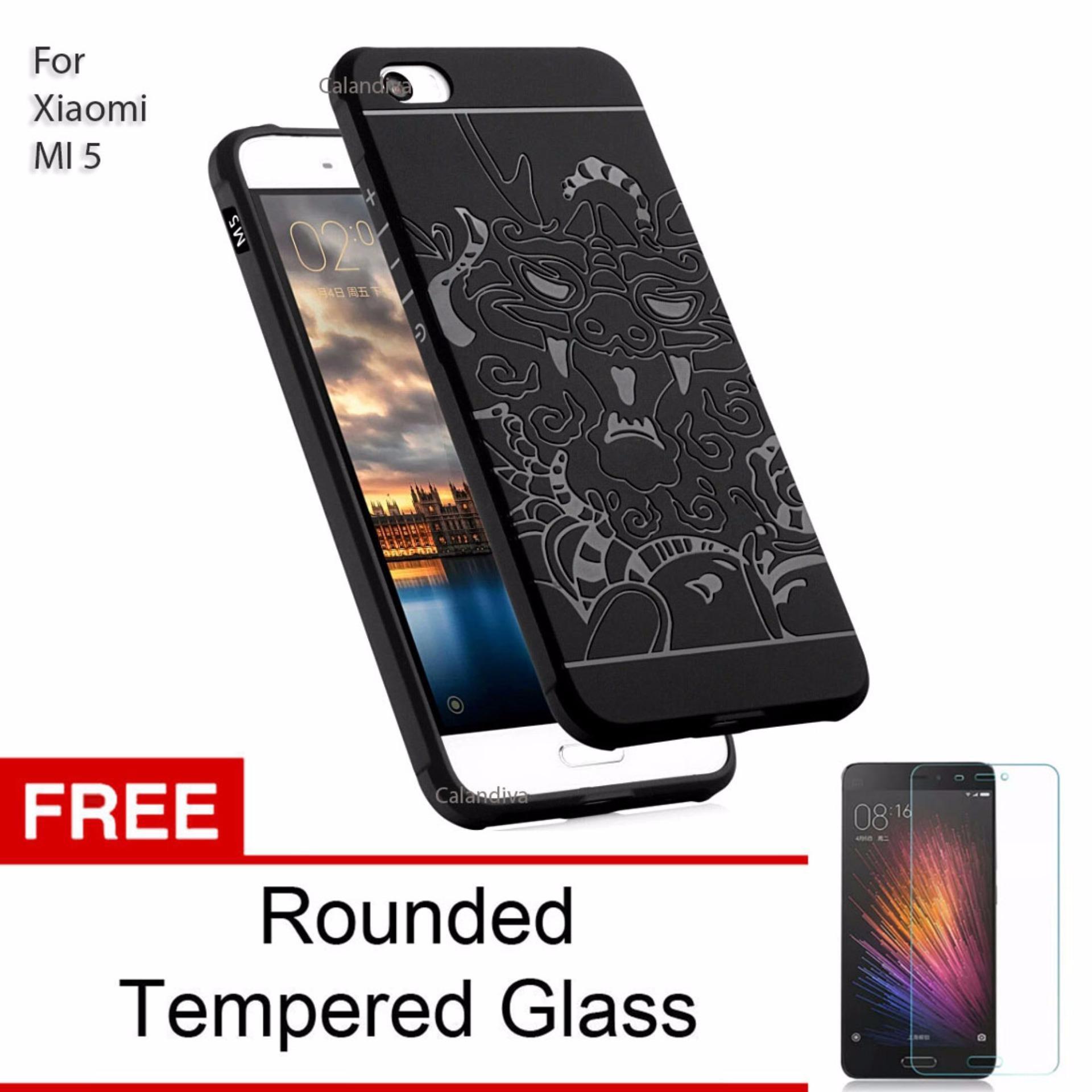 Case For Xiaomi Redmi 4 Prime Pro Dragon Shockproof Hybrid Calandiva Luxury Tempered Glass Premium Note 5 Hitam Daftar Source Untuk Mi