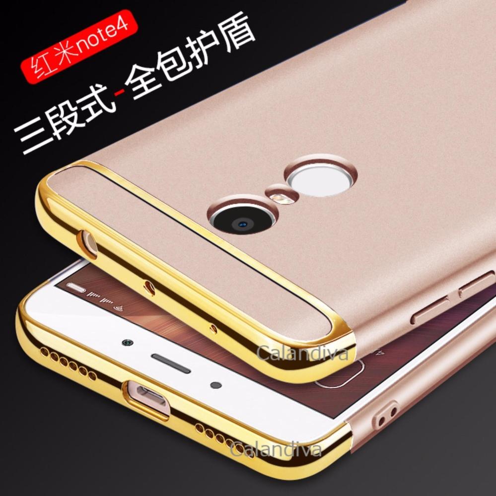 Calandiva Premium Quality Elegance Protection Hardcase for Xiaomi Redmi Note 4 Mediatek / Redmi Note 4X