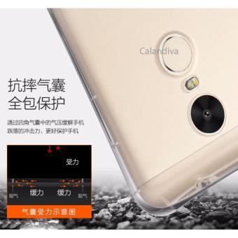 Calandiva Shockproof TPU Ultrathin Case for Xiaomi Redmi Note 3 / Prime /
