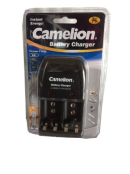 Harga Camelion Battery Charger Ni-MH/Ni-Cd AA/AAA/9V