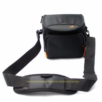 Camera Bag Case Bag For Sony Alpha DSLR A6500 A6300 a6000 a5100a5000L a5000 a3000 A6000 A5000 A5100 - intl