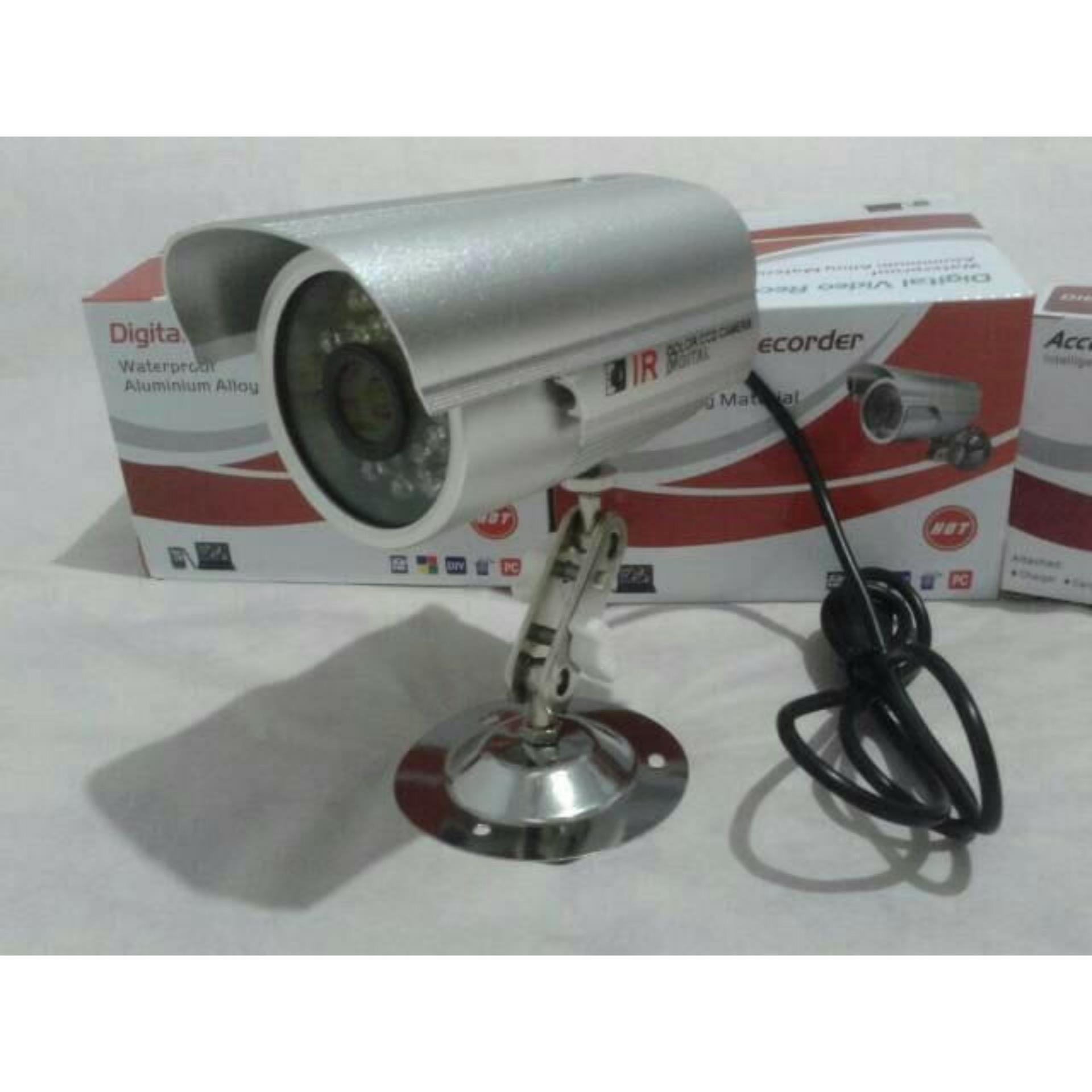 Camera CCTV Outdoor Portable NIGHT VISION Mikro SD Tanpa DVR ...