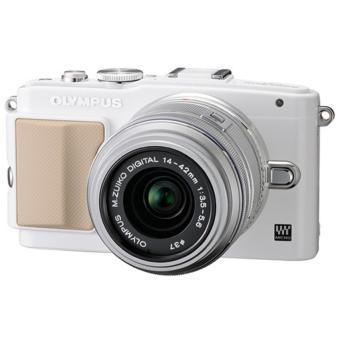 Camera Olympus E-PL7 Kit 14-42mm II R_Putih