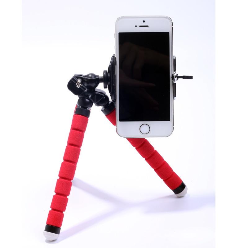 ... Cameras Tripods Mini Tripod Digital Camera Mobile Phone Stand Flexible Grip Octopus Bubble Monopod Flexible Leg ...