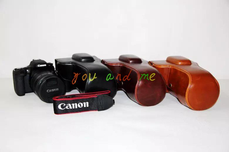 Shopping Comparison Canon 760D/750D/700D/650D/600D Sarung SLR Tas Kamera Tas Kamera