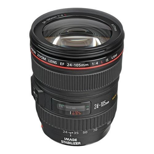 Canon EF 24-105mm f/4 L IS USM Lens for Canon EOS SLR Cameras - intl