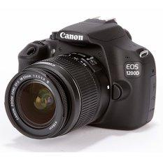 Canon EOS 1200D Kit 18-55 III - 18MP - Hitam
