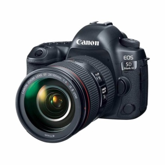 Canon EOS 5D Mark IV WITH 24-105 L Wifi