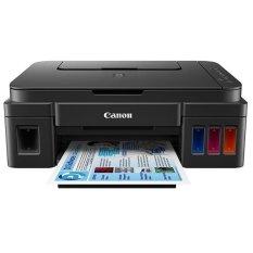 Canon Inkjet Printer PIXMA G1000 - Hitam