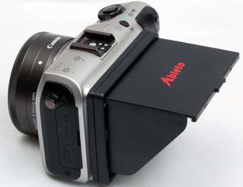 Canon M2 super pelindung layar pelindung penutup daya tunggal