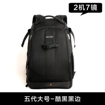 harga Canon newdawn806 bahu tahan air kapasitas besar pria dan wanita tas ransel profesional SLR tas kamera tas kamera Lazada.co.id