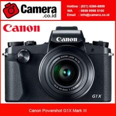 Canon Powershot G1X Mark III - Kamera Pocket - Prosumer