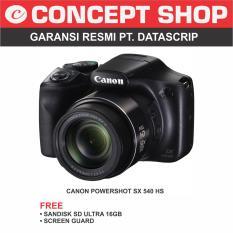 CANON POWERSHOT SX 540 HS RESMI