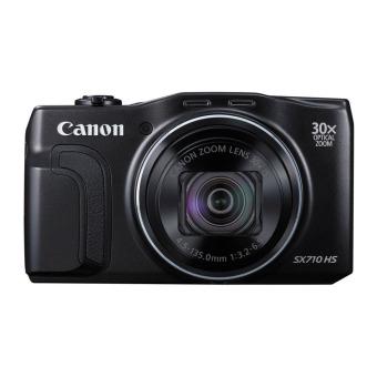 Canon PowerShot SX710 HS Digital Camera - Hitam