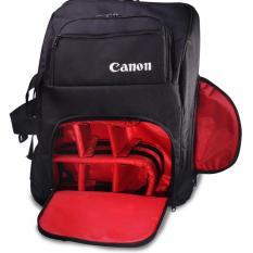 Canon Tas Kamera Kode G - Hitam Free Raincover