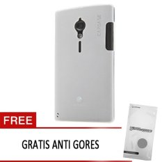 Capdase Soft Jacket Xpose for Sony Xperia Ion - Putih + Gratis Anti Gores
