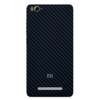 Carbon Case Xiaomi Redmi Note 3 Softcase TPU - Hitam