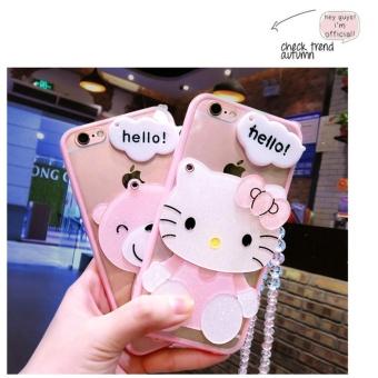 ... Samsung Galaxy J7 Source · Cartoon cute mirror Case For OPPO A57 Bear Crystal Lanyard intl