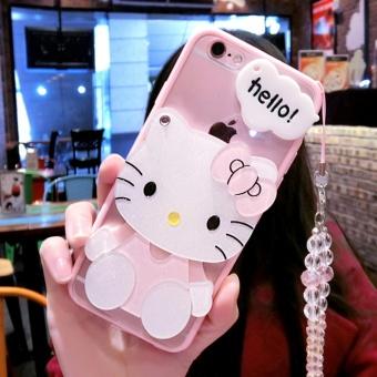Cartoon cute mirror Case For Samsung Galaxy J5 (2016)/J510 - intl