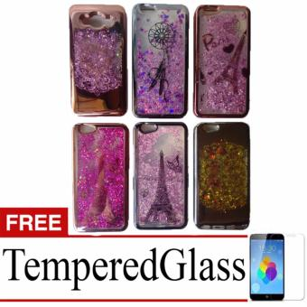 Case Air Glitter For Samsung Galaxy J1 ACE + Free TemperredGlass