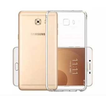 Case Anti-Crack for Samsung Galaxy C9 Pro TPU Softcase (Clear)