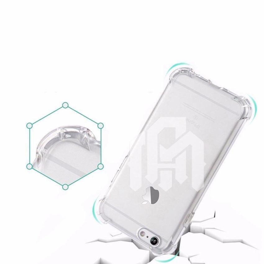 Case Anti Shock / Anti Crack Elegant Softcase for Apple Iphone 5 /5S / 5SE