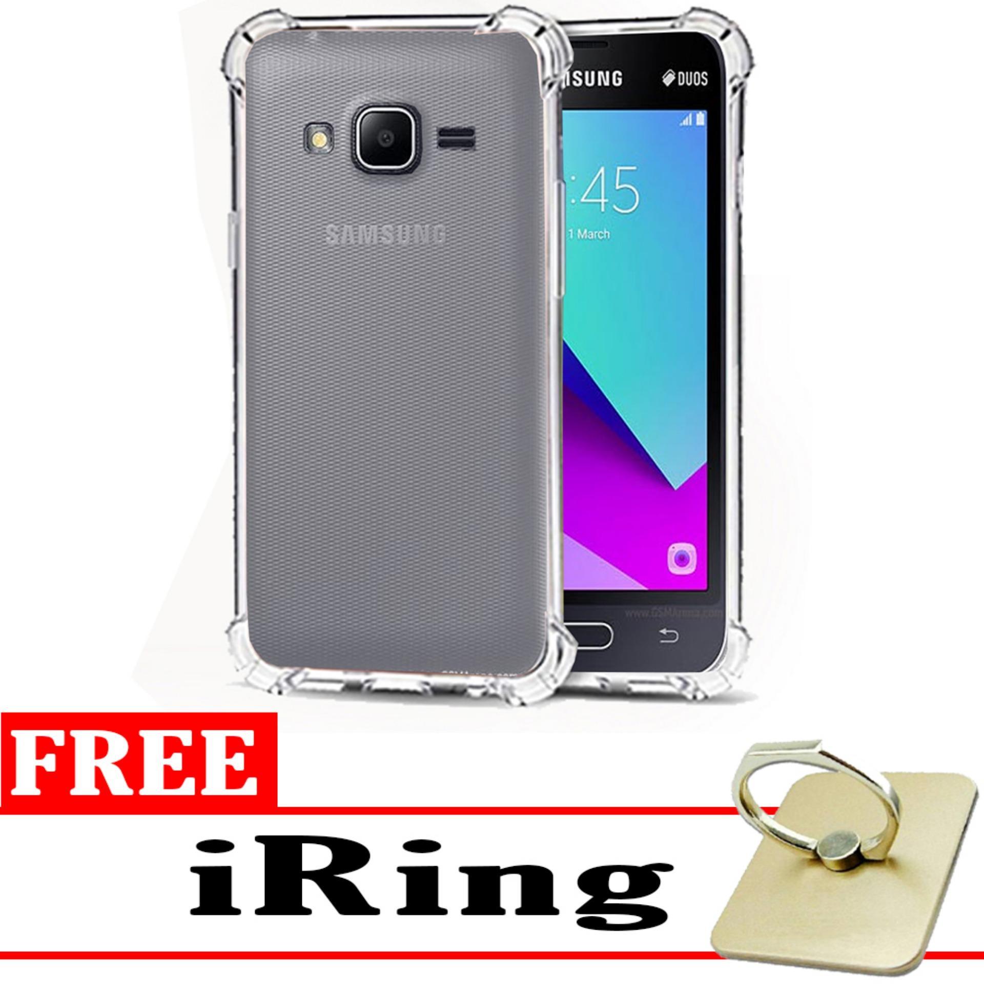 Case Anti Shock / Anti Crack Elegant Softcase for Samsung Galaxy V2/ Galaxy J1 Mini