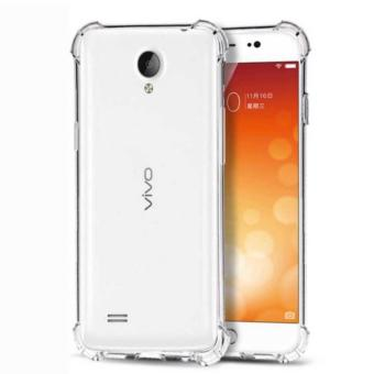 Case Anti Shock / Anti Crack Elegant Softcase for Vivo Y21 - Clear