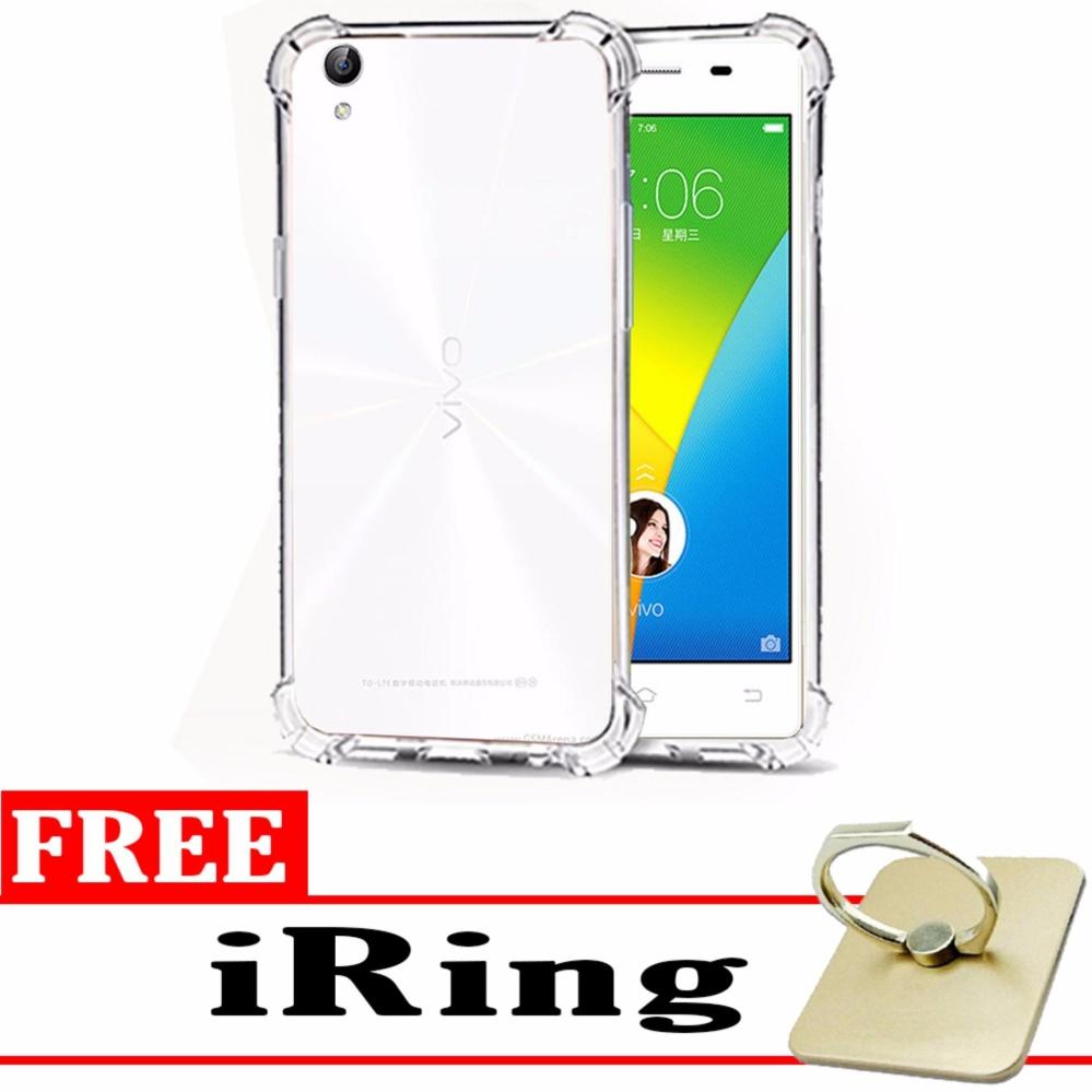 Cheap online Case Anti Shock Anti Crack Elegant Softcase for Vivo Y51 White .