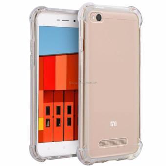 Case Anti Shock Anti Crack Softcase Casing for Xiaomi Redmi 4A - Clear