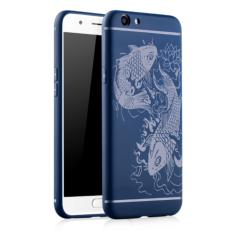 Case Anti Shock / Anti Crack Softcase COCOSE Fish For OPPO F1s / A59