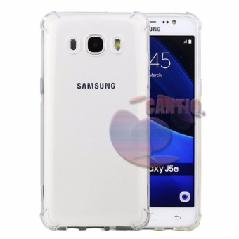 Case Anti Shock Samsung Galaxy J5 2016 Ultrathin Anti Crack Luxury Softcase Anti Jamur Air Case